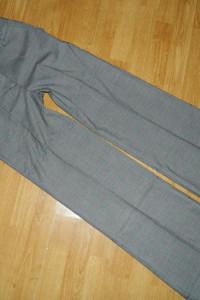 Top Secret eleganckie spodnie krata roz 36 38...