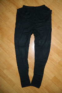 Lumineux spodnie dres obniżony krok roz S M