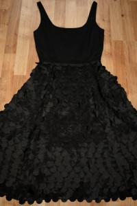 Czarna sukienka rozm S