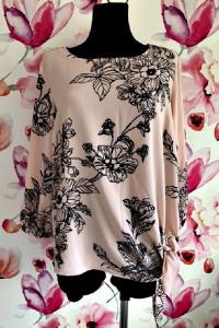 debenhams bluzka modny wzór kwiaty jak nowa hit 42