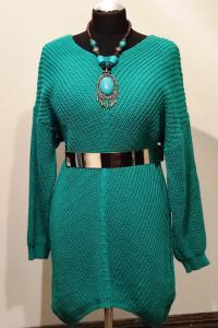 Sweter damski długi różne kolory...