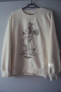 bluza z myszka Minnie