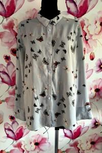 new look koszula modny wzór motyle motylki hit blog 46