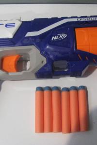 Pistolet Nerf Elite Disruptor Wyrzutnia Blaster...