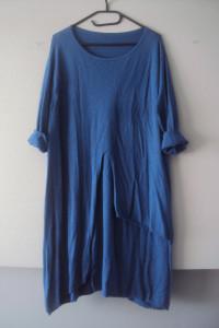 oryginalna niebieska tunika