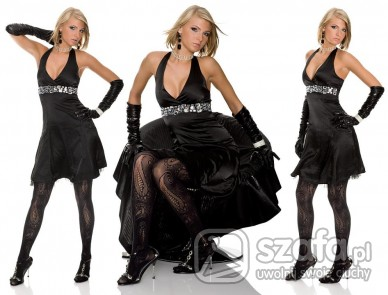 Na specjalne okazje sukieneczka na sylwestra / karnawał