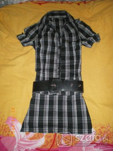 Tuniko-sukienka