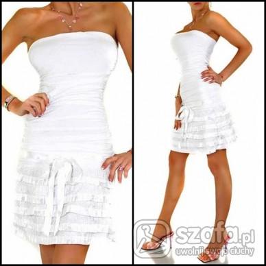 Na specjalne okazje Biała Sukienka