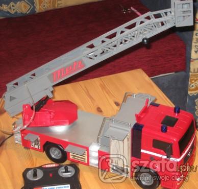 Zabawki marzenie wóz strażacki