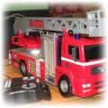 marzenie wóz strażacki