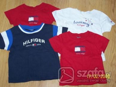 Koszulki, podkoszulki koszulki rozm.74-82