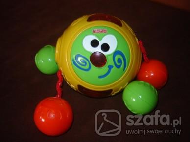 Zabawki FISCHER PRICE KULA PEŁZAK!!! jedyna w szafie!!