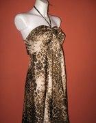 Sukienka tunika panterka L - Nowa - tylko sprzedaż