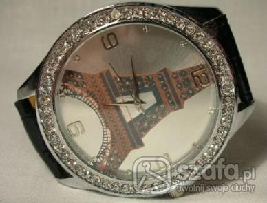 Zegarek Eiffla