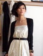 Spódnica noszona jako sukienka