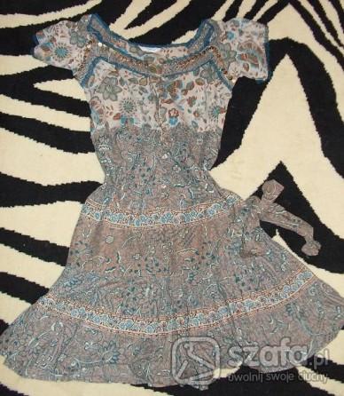 Suknie i sukienki sukienka/tunika,rozm.36/38