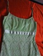 Zielona sukieneczka Vila...