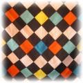 kolorowa szachownica