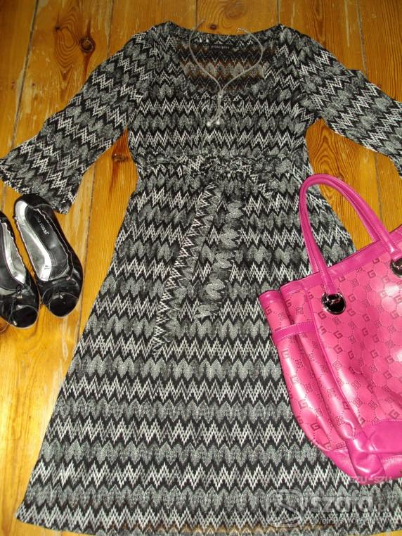 Mój styl Jedna sukienka dwa zestawy