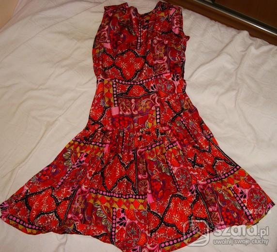 Vintage mamina sukienka