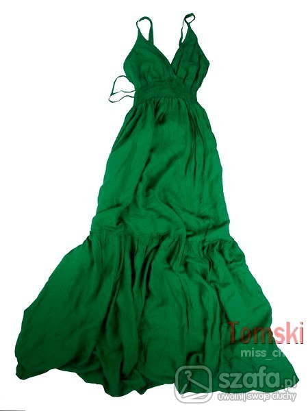 Mój styl Sukienka boho