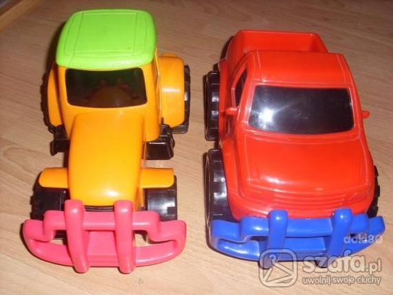 Zabawki 2 auta