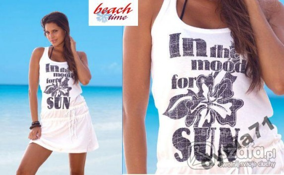 Suknie i sukienki BEACH TIME