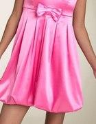 My hot pink dress...