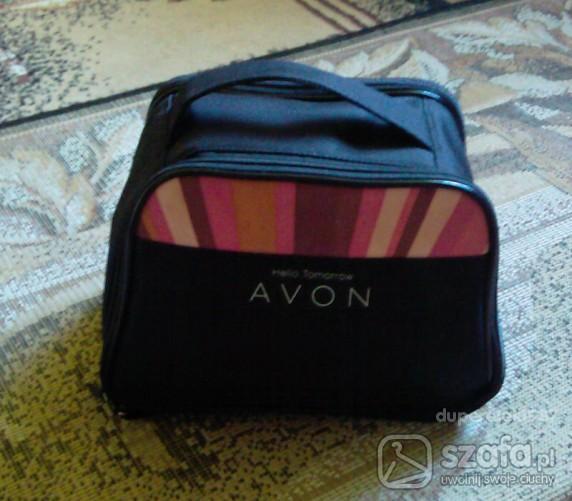 Kosmetyczki i kuferki Avon kuferek