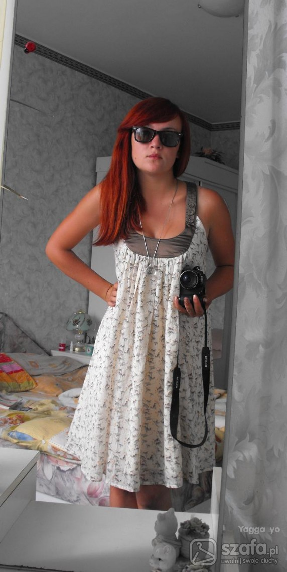 Romantyczne Sukienka VILA romiar M
