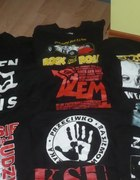 mój mały zestaw koszulek xD