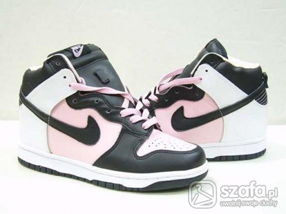 Oldscholowe Nike Dunk