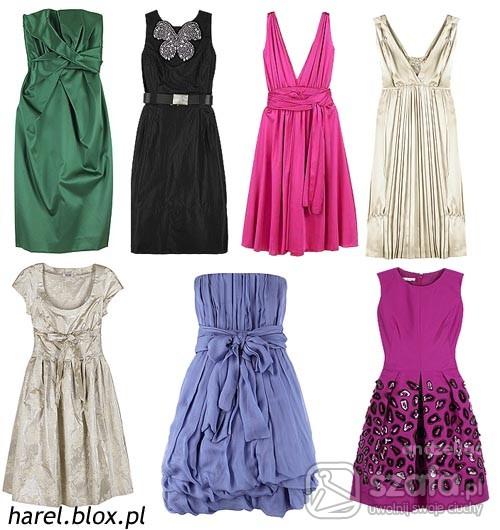 Mój styl Śliczne sukieneczki