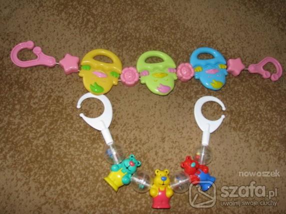 Zabawki pierwsze zabaweczki