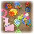 pierwsze zabaweczki