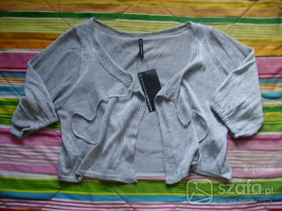 Bolerko sweterek firmy Naf Naf