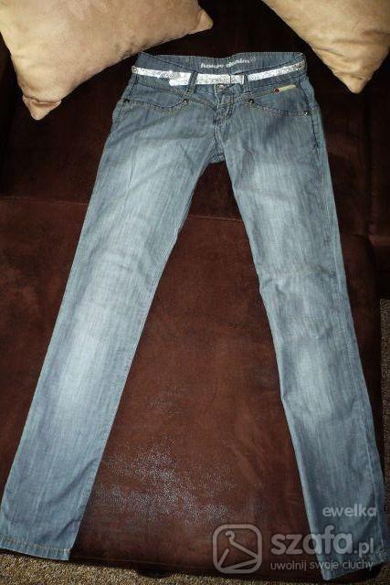 Spodnie Swietne rurki hausa