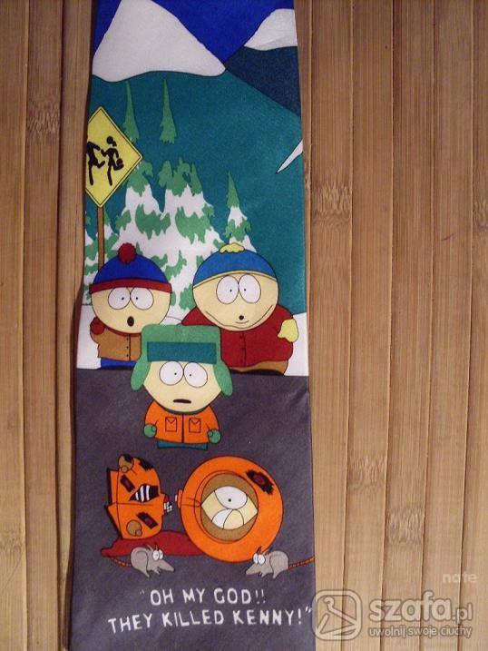 Pozostałe krawat South Park 2