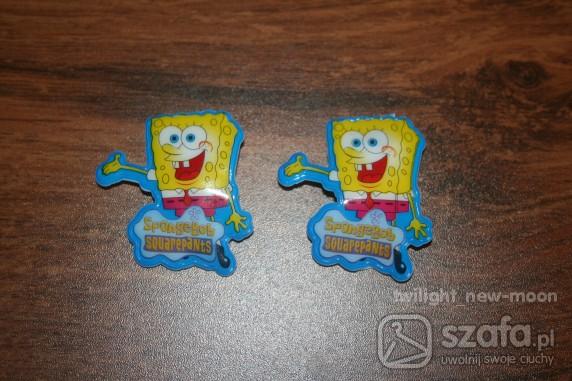 Pozostałe Spinki SpongeBob Emo