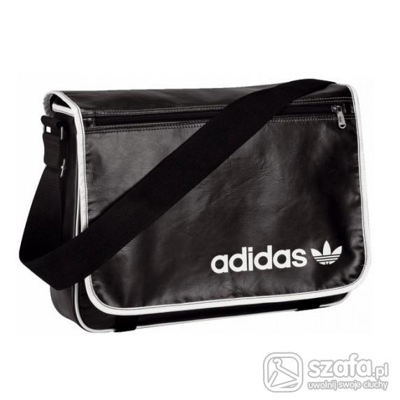 61f6d1fbb5417 ADIDAS ORIGINALS torba na ramię do szkoły w Torebki na co dzień ...