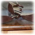 Brazowe buty Rylko