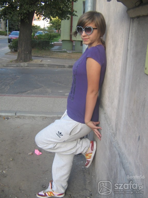 Mój styl Moje ukochane spodnie