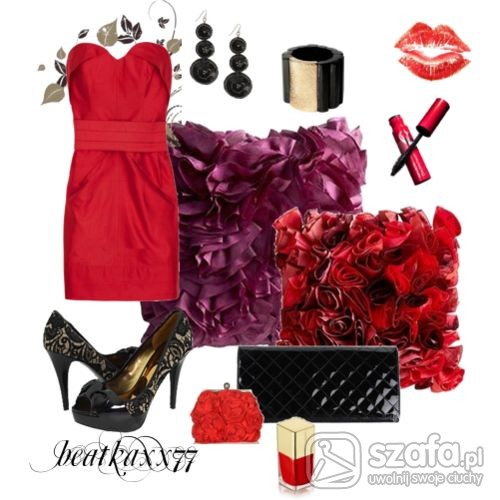 Imprezowe RED