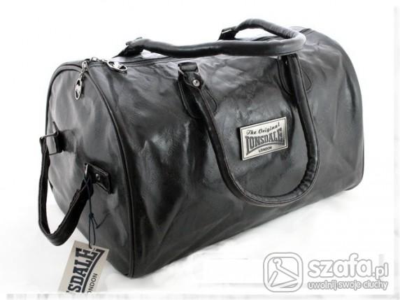 Śliczne torby LONSDALE