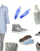 blue and grey combination