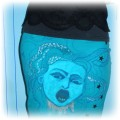spódnica z meduzą