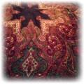 granatowa chusta boho