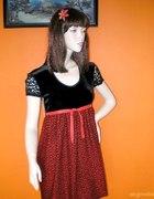 odświętna sukieneczka