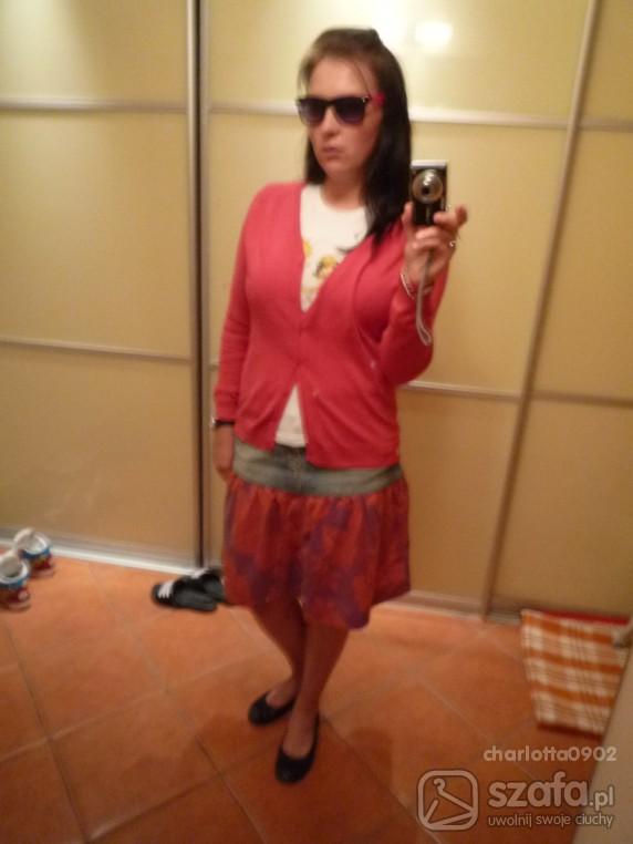 Mój styl na różowo