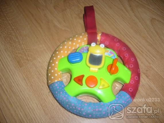 Zabawki kierownica